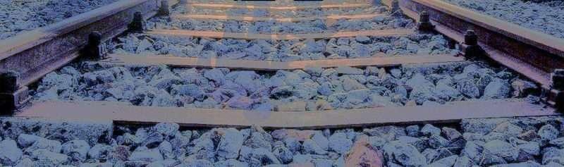 Seeking God can take us on the railroad tracks of life
