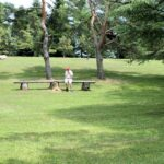 man sitting on bench in park waiting for God's compassion like a Prodigal Son (Table of Contents)