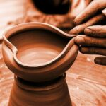 the discipline of the Father is like the Potter's hands (Table of Contents)