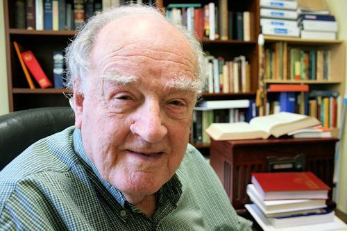 Author's dad Donald Repsher