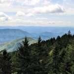 Blue Ridge Mountains show the majesty of God